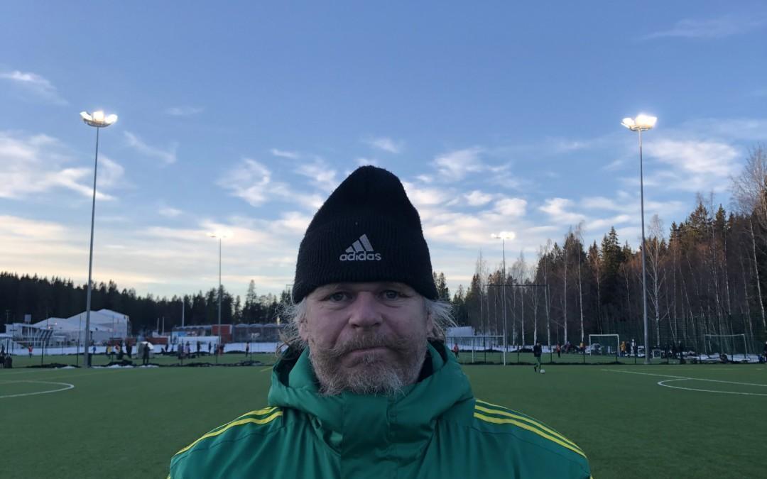 Jari Saarinen TUES1