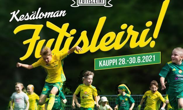 Ilves Futisleiri järjestetään kesäkuussa Kaupissa – ilmoittaudu mukaan!