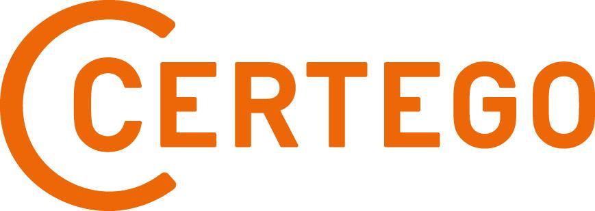 CERTEGO logo pos orange CMYK