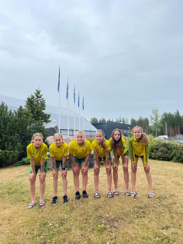 Helmariturnaus Team Myllyoja