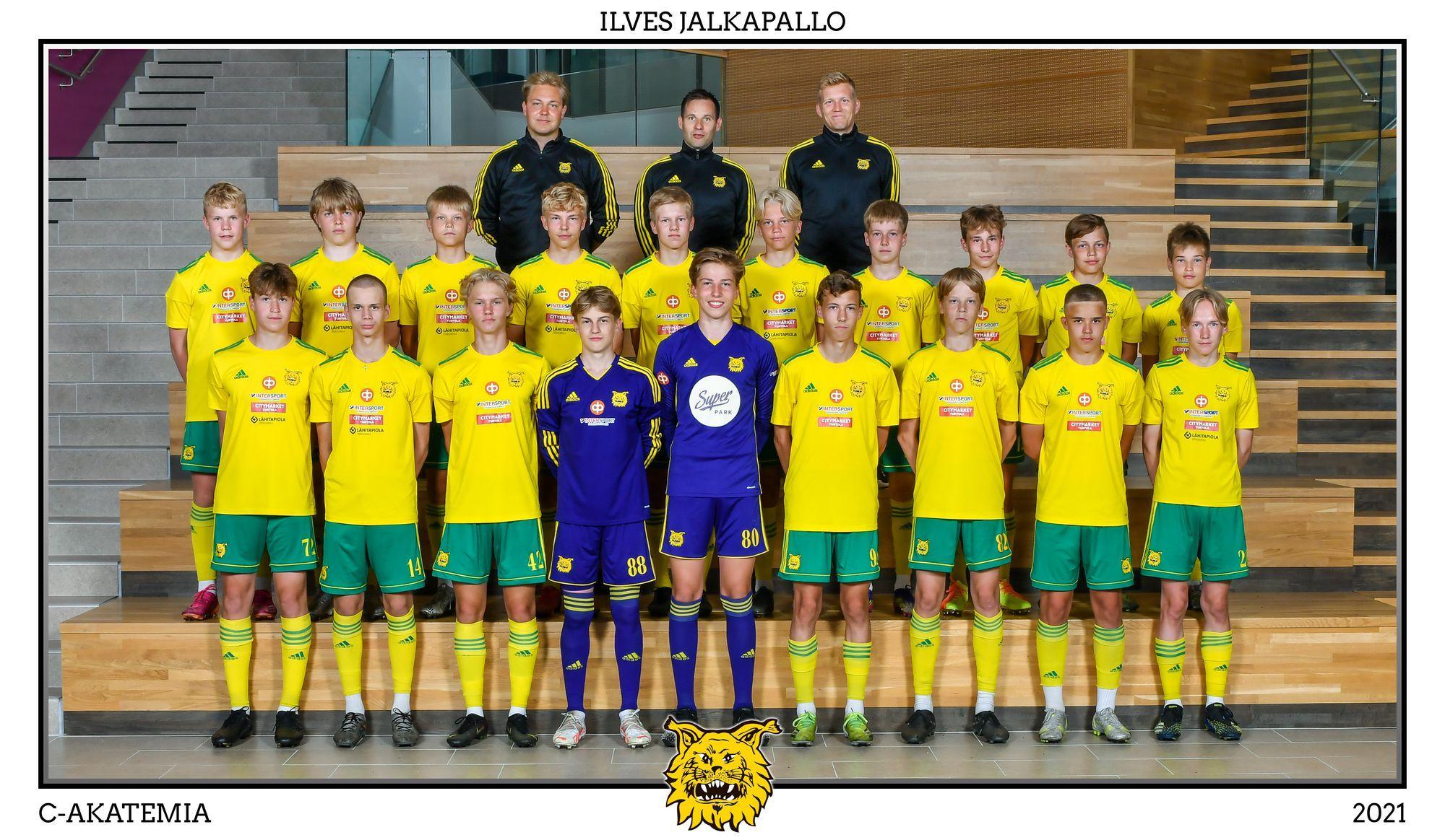 Ilves210621 KLK 5 ilves jalkapallo c akatemia Urheilukuvaus