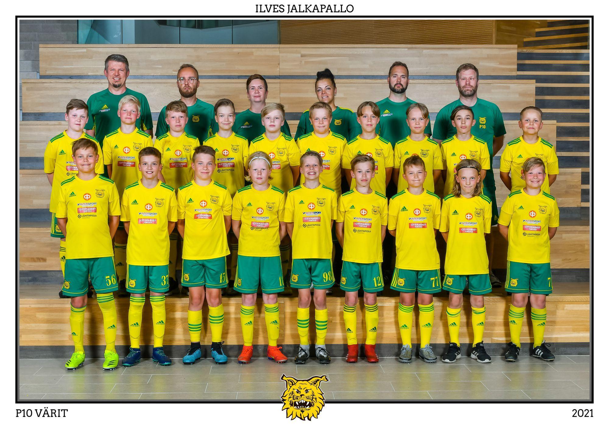 Ilves220621 KLK 2 ilves jalkapallo p10 varit Urheilukuvaus