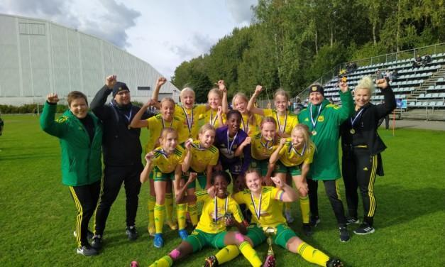 Työ nuoruusvaiheen urheilutoiminnan vahvistamiseksi tyttöjen puolella käynnistyy