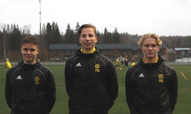 """Ilveksen kapteenisto on valmis Kai Pahlman SM-lopputurnaukseen – """"pääsee näyttämään, että kuinka hyvä on ja tavoittelemaan Suomen mestaruutta"""""""